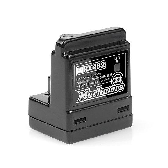 Muchmore MRX 482 4 channel Receiver [Sanwa Compatible]
