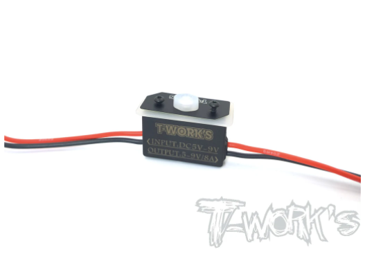 T-Works Electronic Switch (Output 5-9V /8A)