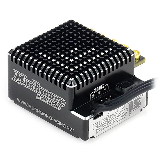 Muchmore FLETA PRO V2 Revolution 1S Brushless ESC Black