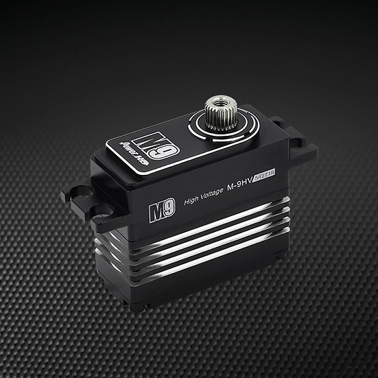POWER HD M9 1/12 Scale High Voltage Coreless Servo