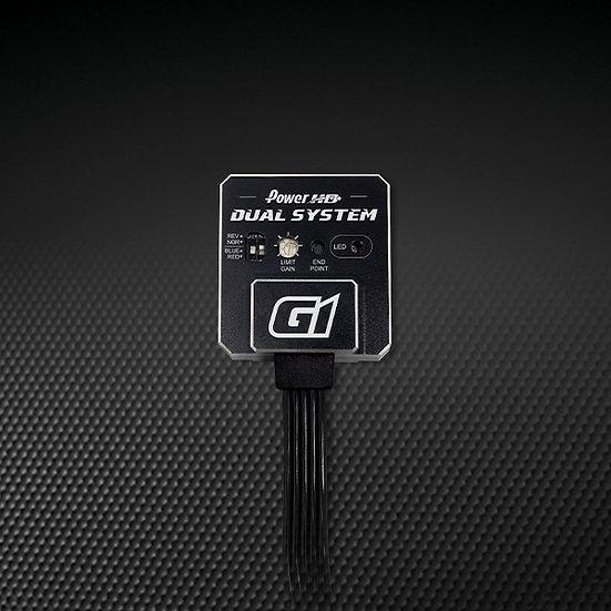 Power HD G1 Gyro - Black DUEL SYSTEM
