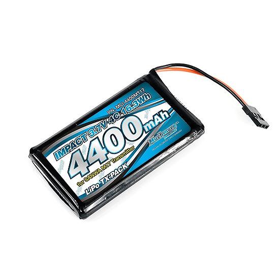 Muchmore  IMPACT SANWA M17 Li-Po Battery 4400mah/3.7V 4C