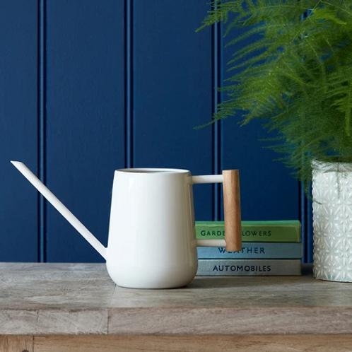 Indoor Watering Can - Ivory
