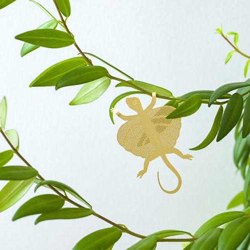 Plant Animals - Flying Lizard