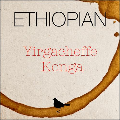 Ethiopia - Yirgacheffe Konga
