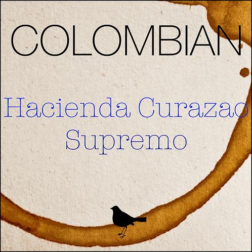 Colombia - Hacienda Curazao Supremo