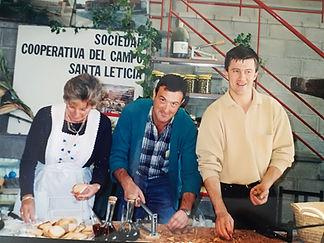 INICIO | Sociedad Cooperativa del Campo Santa Leticia Ayerbe
