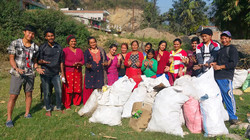 Village Clean Up - March 16th 2019 - Gro