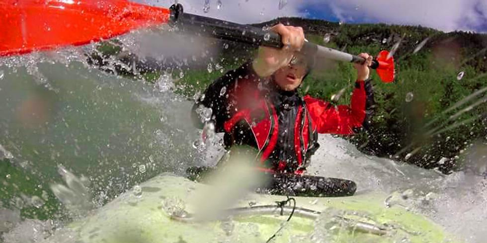 White Water Kayaking Week in Norway