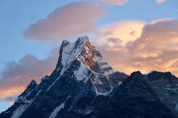 Mardi Himal Trek - Fishtail Sunrise