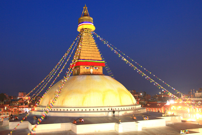 Nepal SUP trip - Kathmandu