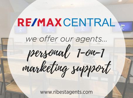 Does Your Real Estate Office Help with Your Marketing?