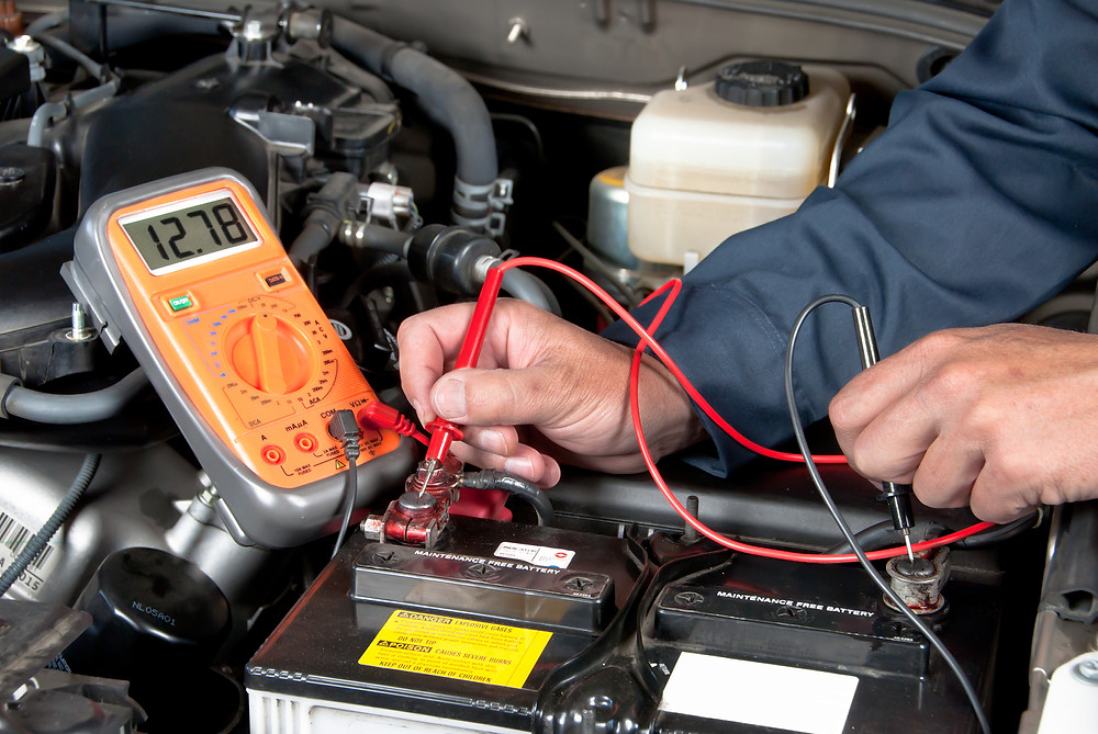 Free Battery Testing anytime