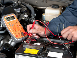 Signs your Battery may need Replacing