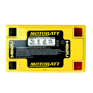 Motobatt 4 Terminals