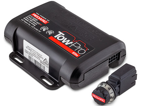 ELECTRIC BRAKES - REDARC Tow-Pro™ Elite V3 Electric Brake Controller
