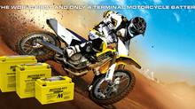 Motobatt PowerSports Batteries with Quadflex™ Technology