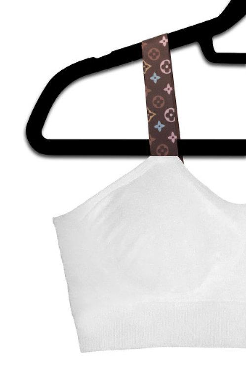 Multi LoVe (attached to our white bra)