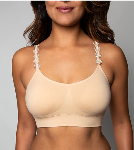 NUDE BRA (strap not included)