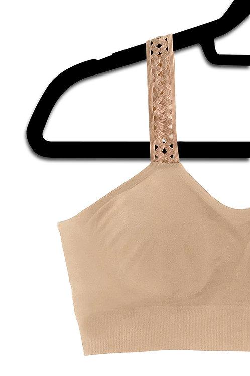 Nude Lattice (attached to our nude bra)