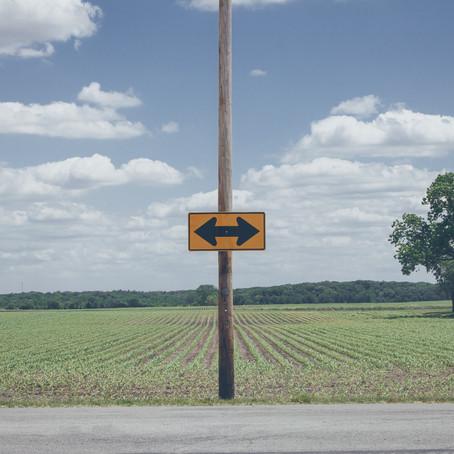 Decisões definem destinos