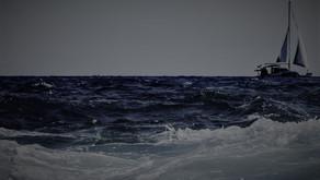 (quase) afogado pelos sonhos