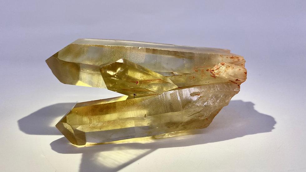 Collector's Piece: Quartz var. Citrine from Madagascar