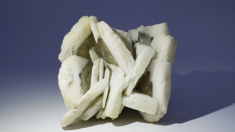 Barite (Baryte) from Xiefang Mine, Jiangxi, China
