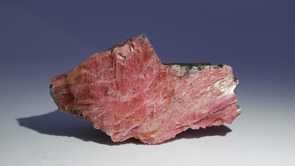 Rare Rhodonite Specimen from Chaobuleng Mine, Inner Mongolia