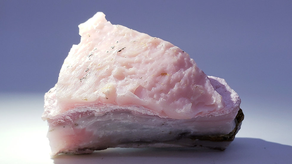 Pink Opal from Andes Mountains of Peru
