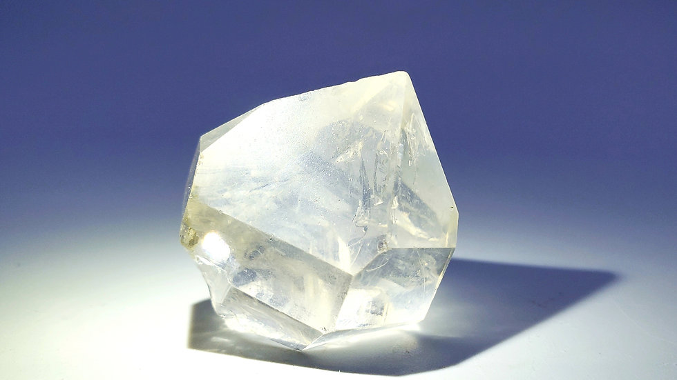 Quartz var. Herkimer Diamond from Herkimer Co., NY, USA