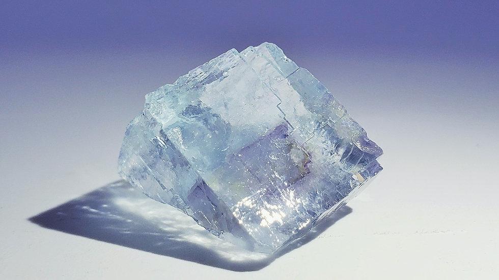 Phantom Fluorite from Yaogangxian Mine