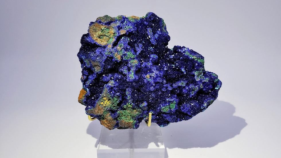 Azurite Specimen from Liufengshan Mine, Anhui, China