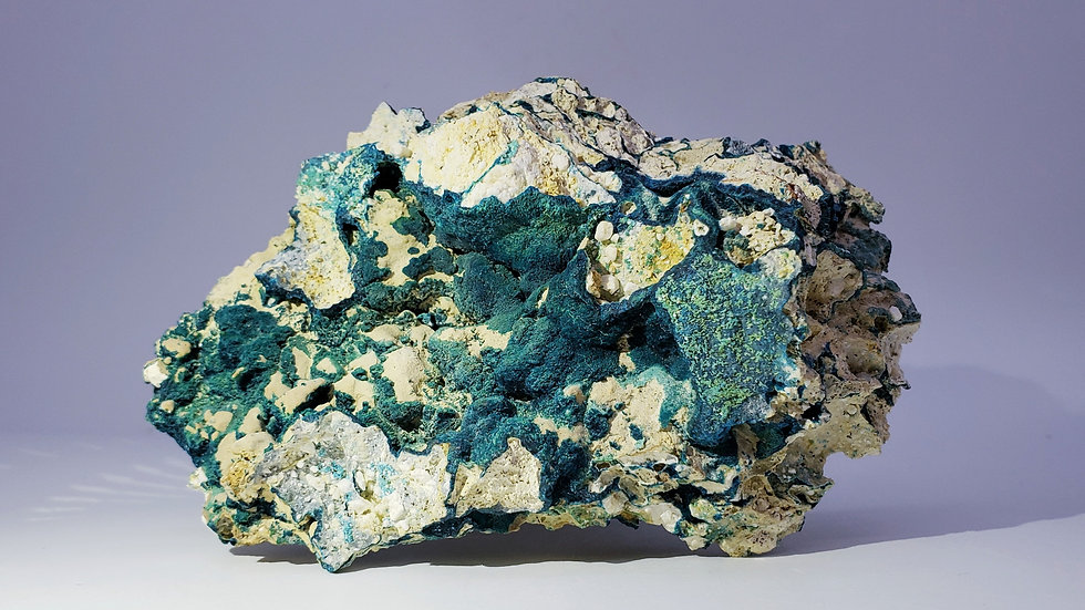 Veszelyite from Laochang Mine, Yunnan, China