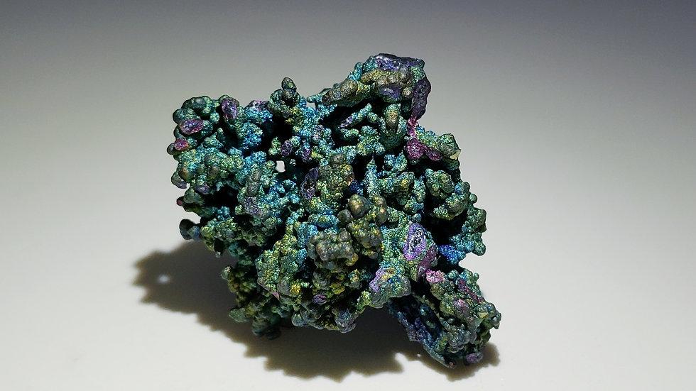 Iridescent Bornite from Daye Copper Mine