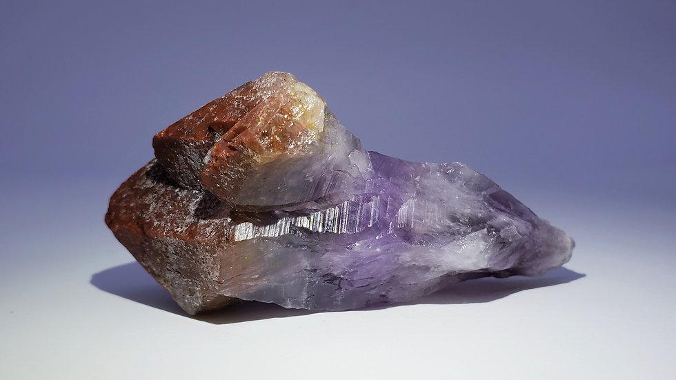 Twin Amethyst Var. Auralite 23 from Thunder Bay, Canada
