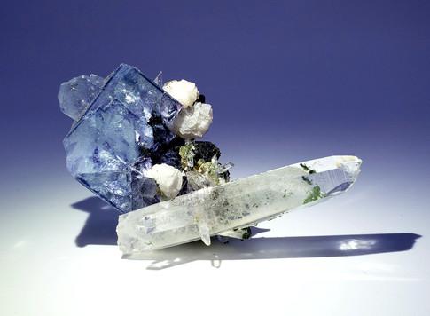 Fluorite, Yaogangxian Mine
