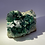 Thumbnail: Collector's Piece: Green Fluorite from Mandrosonoro, Madagascar
