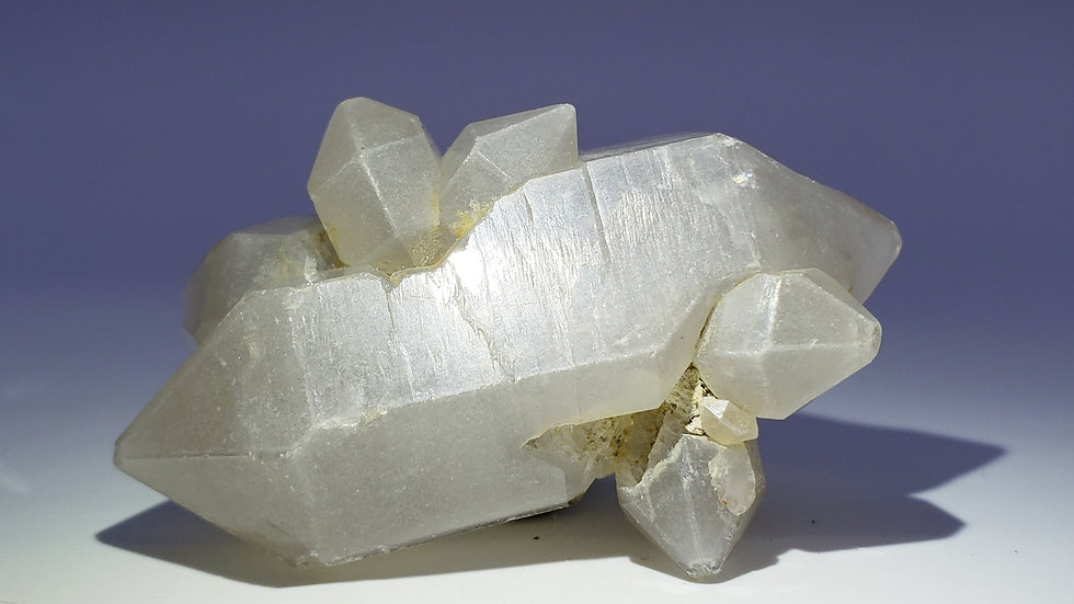 DT Floater Quartz Cluster from Xichang Co., China