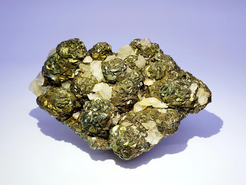 Pyrite and Chalcopyrite, The Fool's Gold!!