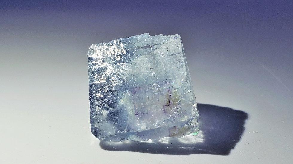 Phantom Fluorite (Fluorescent) from Yaogangxian Mine