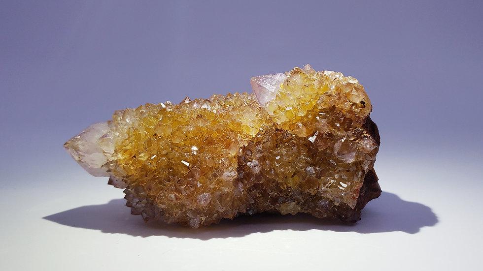 Ametrine Spirit Quartz from South Africa