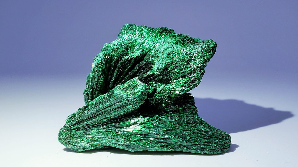 Malachite from Mashamba West Mine, Lualaba, DR Congo
