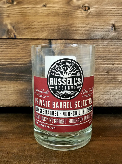Upcycled Russell's Reserve Private Barrel Selection