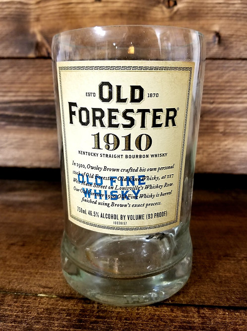 Upcycled Old Forester 1910