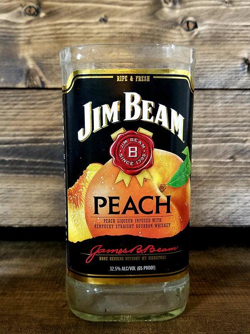 Upcycled Jim Beam Peach