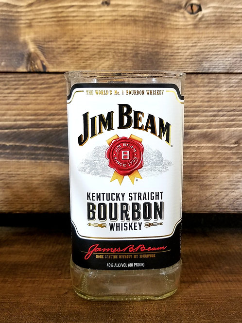 Upcycled Jim Beam Bourbon Whiskey 1L