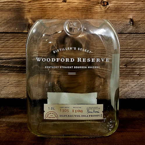 Upcycled Woodford Reserve 1L