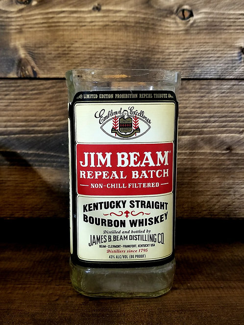 Upcycled Jim Beam Repeal Batch
