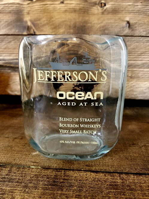 Upcycled Jefferson's Reserve Ocean Aged At Sea